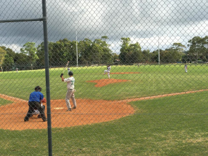 シドニー 野球