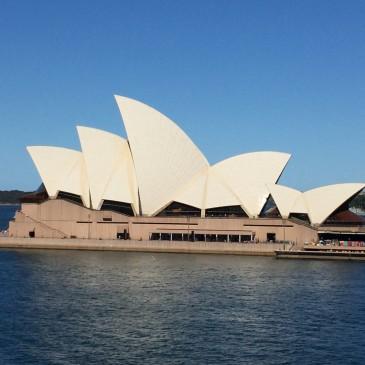 シドニーに行ったら必ず訪れたい場所、「オペラハウス」への行き方