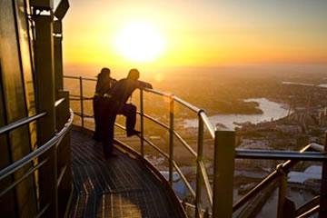 シドニー・タワー・展望台